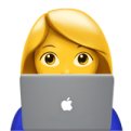 woman technologist